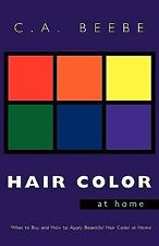 Hair Color at Home : What to Buy and How to Apply Beautiful Hair Color at...