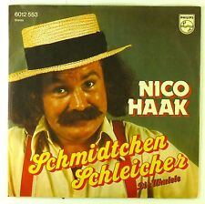 "7"" Single - Nico Haak - Schmidtchen Schleicher - S2063 - washed & cleaned"