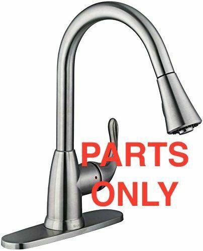 Glacier Bay Plumbing Faucets Parts Grey Rubber Kitchen Replacement Handle Caps For Sale Online Ebay