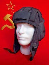 UNUSED ORIGINAL SOVIET USSR SUMMER TANK HELMET 1986 size 2