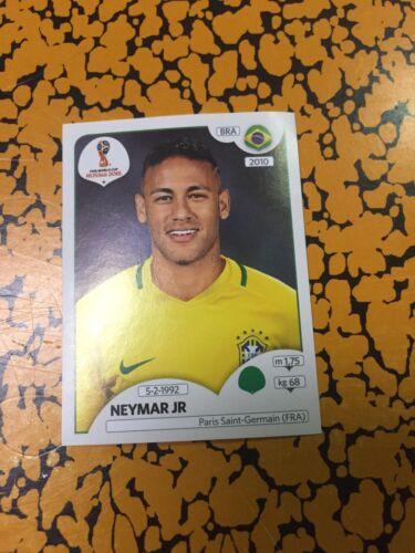 Panini World Cup 2018  sticker #371 Neymar Jr