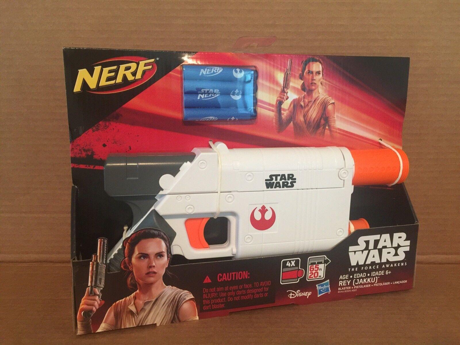 Nerf Star Wars E7 E7 E7 Rey (Jukko)blaster edf0fc