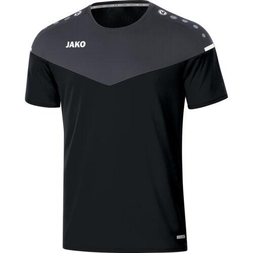 JAKO T-Shirt Champ 2 schwarz Herren Funktionsshirt Joggen Fitness Keep Dry 6120