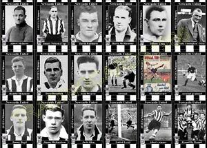 Newcastle United 1932 FA CUP Final Winners Football Trading Cards