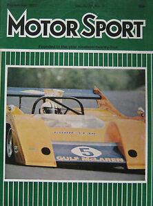 Motor-Sport-Magazine-09-1972-featuring-Ferrari-312P