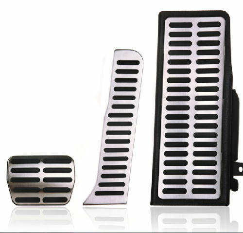Stainless Steel Car Brake Pedal for Passat B6 B7L CC AT LHD