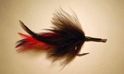 Tarpon//Bass //Pike Black Death Tarpon 3//0 Wide Gap
