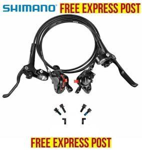 L-Shimano-BR-BL-MT200-Disc-Brake-Set-Bike-Bicycle-Hydraulic-Brake