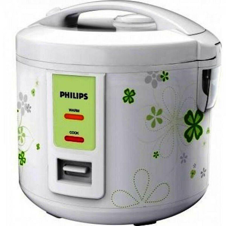 Philips HD3017 220 V 10 Tasses De Riz Cuisinière 220 230 V pour l'Europe Asie 1.8 L