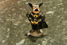 RARE colourbox MAIALE BATMAN denominata batham anni' 90 FIGURINA collectible