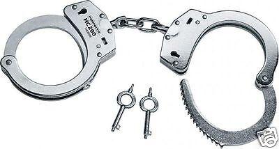 Umarex Perfecta Handschellen HC 200 Handcuffs m. Schlüssel Double-Lock 2.1702