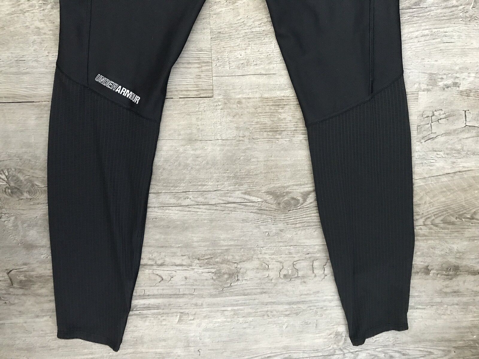 Under Armour Leggings Running Leggings Armour L Damen Schwarz Sport ef48e5