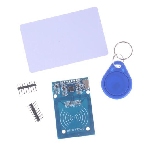 1Set MFRC-522 RFID Carte IC Module de capteur inductif S50 NFC Carte Porte-c/_FR