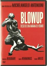 DVD BLOW UP - ANTONIONI - HERBIE HANCOCK -DEUTSCH- #NEU#