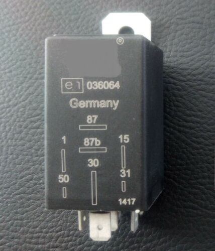 ⭐ Relais Tachymetrique Benzinpumpe Peugeot 205 Gti Cti 1.9 1l9 105 130 122