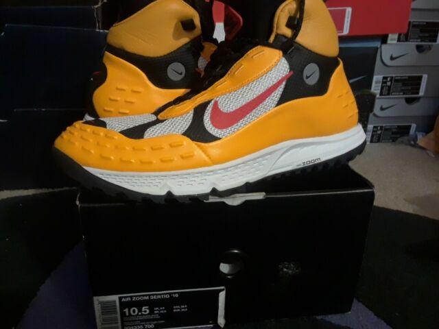 Men's Nike Size 10 Air Zoom Sertig '16 Basketball Shoes SNEAKERS 904335 700