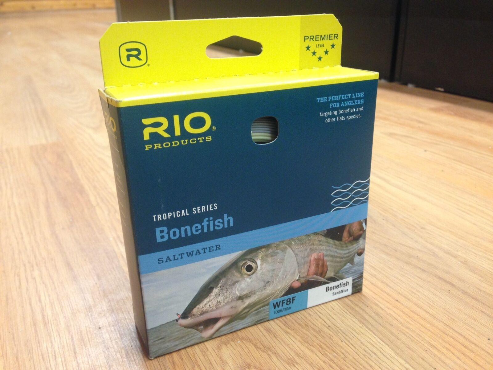 Rio Bonefish Fly Line Free Shipping  -- Streams of Dreams Fly Shop
