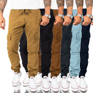 Rock-Creek-Herren-Cargohose-Chino-Hose-Tapered-Fit-Cargohosen-Chinos-RC-2082-NEU