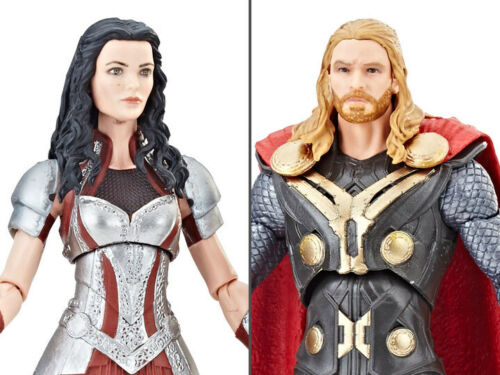 Marvel Studios The First Ten Years Thor The Dark World Marvel Legends Thor Sif