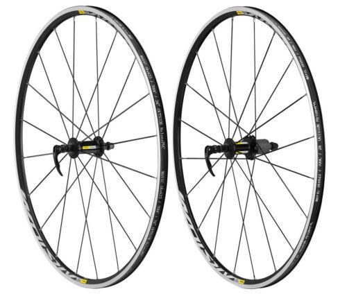 Brand New Mavic Aksium Elite Road Clincher Wheelset 11spd New!
