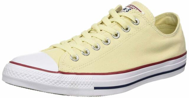 10c14bad2ad Converse All Star Ox Natural White SNEAKERS Style M9165 Size US 14 ...