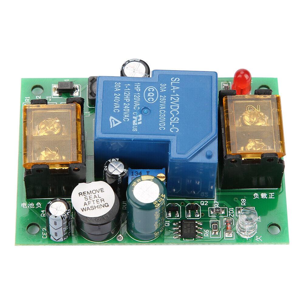 12V 24V 36V 48V 30A Battery Low Voltage Disconnect Protection Module Board HQ