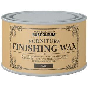 Image Is Loading Rust Oleum Dark Finishing Wood Furniture Wax Polish