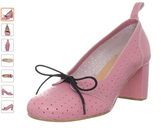 259 Sz40 9.5 Swedish Hasbeens Margot Leather Pink shoes Heels Anthropologie