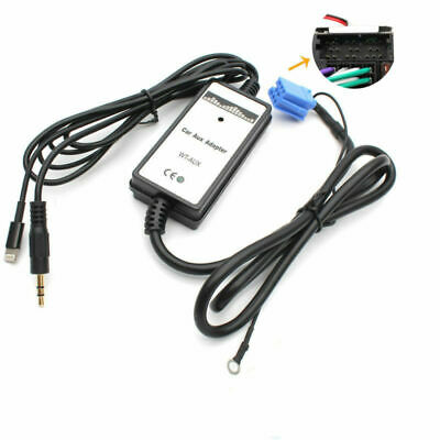 VW VOLKSWAGEN Jetta Passat iPod iPhone MP3 Adapter Harness for Radio CD Player