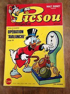 picsou-magazine-49-1976-edi-monde-walt-disney-1ere-serie