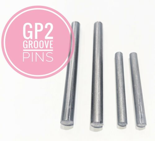 Groove Pins GP2 Imperial Sizes Mills Pins
