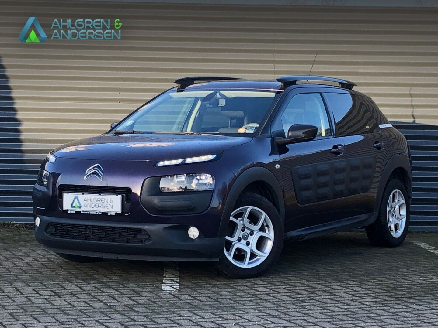 Citroën C4 Cactus 1,6 BlueHDi 100 Shine Edition 5d
