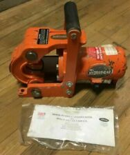 New Morse Starrett Poc 1750 80 Power Operated Wire Rope Cutter