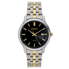 Seiko Bracelet Men's Quartz Watch SUR183