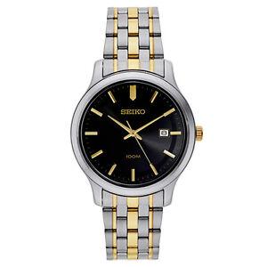 Seiko Bracelet Men's Quartz Watch SUR183