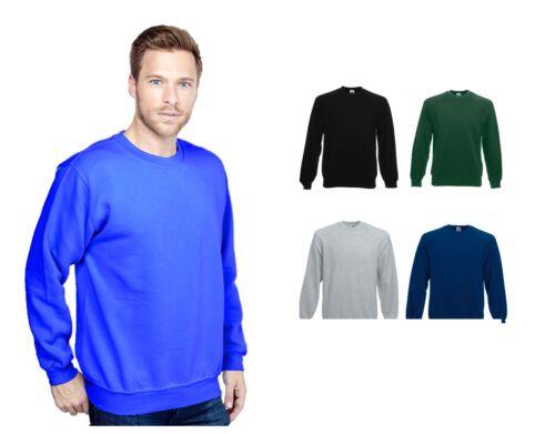 Uneek sweatshirt 5xl 72 74 noir bleu vert gris marine shirt pull xxxxxl