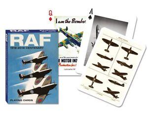 RAF-Centenary-Set-di-52-CARTE-DA-GIOCO-Jokers-GIB