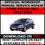 OFFICIAL-WORKSHOP-Service-Repair-MANUAL-for-FORD-FOCUS-MK3-2012-2013 thumbnail 1