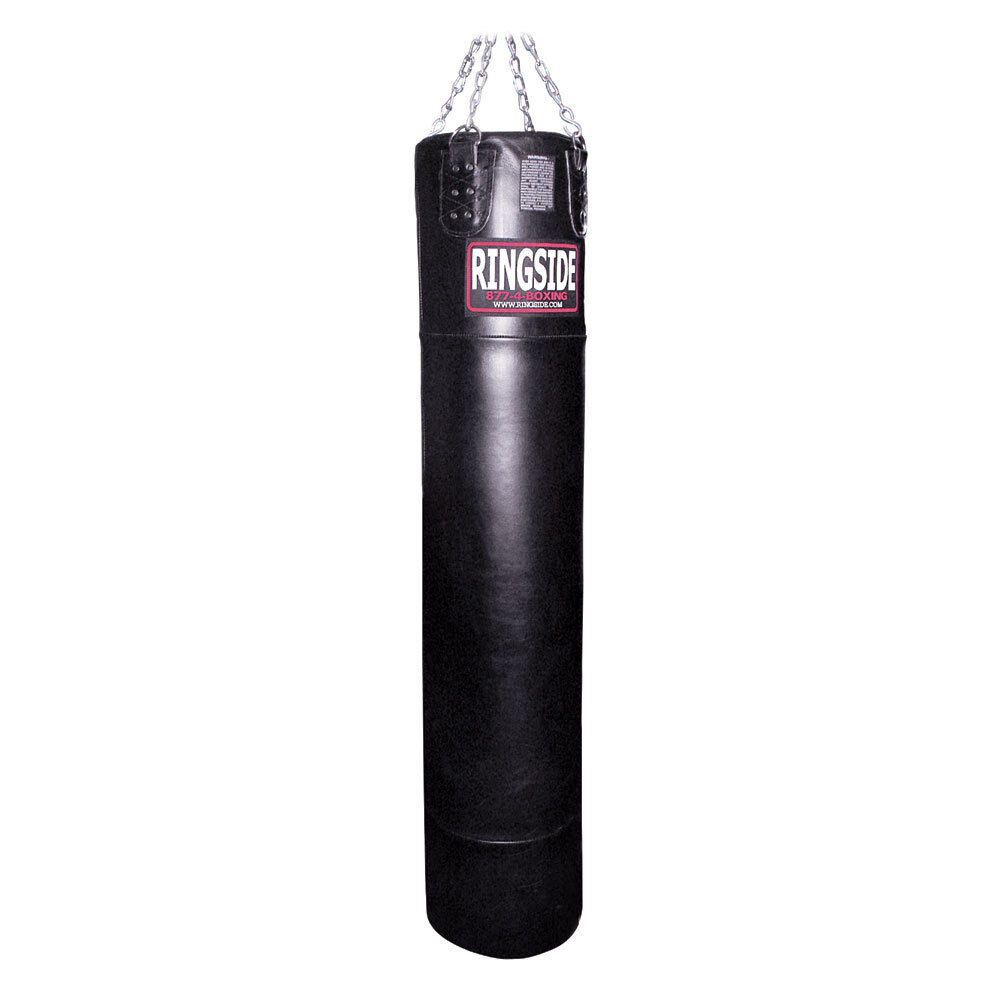 Ringside Boxing Leather Muay Thai Heavy Bag - 100 lbs.