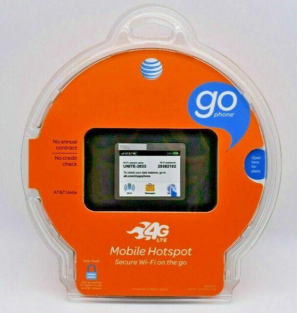AT/&T Netgear AirCard 770S 4G LTE Wireless Mobile Hotspot WiFi