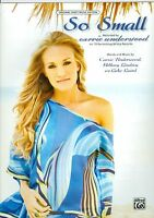 Carrie Underwood So Small Piano Guitar Sheet Music Hillary Lindsey Luke Laird