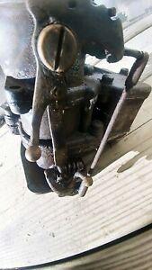 stromberg 97 carburetor for rebuild