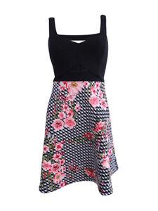 Guess-Women-039-s-Cutout-Fit-amp-Flare-Dress