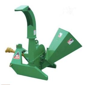 HOC WC42 4 PTO TRACTOR WOOD CHIPPER + 1 YEAR WARRANTY + FREE SHIPPING Canada Preview