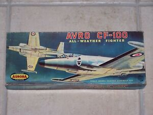 Maquette Aurora 1/65ème Avro Cf-100 Cjw4tix3-07170550-886084539