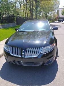 2012 Lincoln MKS V6
