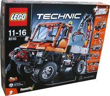 Lego® 8110 Technic Mercedes-Benz Unimog U400 inkl. Power Functions NEU+OVP