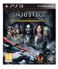 Injustice Gods Among US Ultimate Edition (ps3 PlayStation 3) Ps3 Like