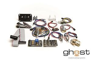 Graph Tech Ghost Acousti-Phonic & Hexpander Kit PK-0680-00 | eBay