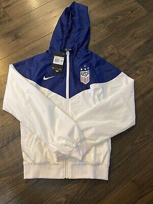 New Nike USA Soccer Team Windrunner Jacket CQ8411 101 ...